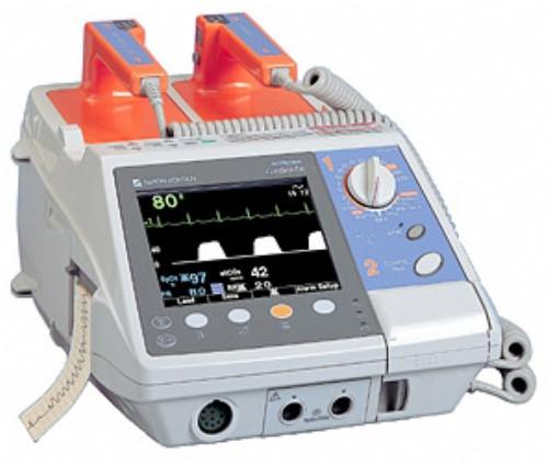 Портативный бифазный дефибриллятор Cardio Life TEC-5521K
