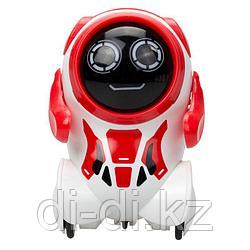 Робот Покибот красный круглый