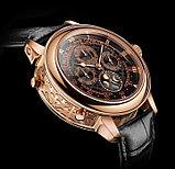 Мужские механические часы Patek Philippe Sky Moon Tourbillon (качественная реплика), фото 3
