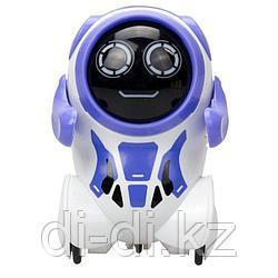 Робот Покибот круглый фиолетовый