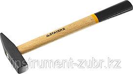 Молоток слесарный 500 г с деревянной рукояткой, STAYER Master 2002-05