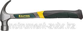 Молоток-гвоздодер THOR 450 г цельнокованый, KRAFTOOL 20270-450