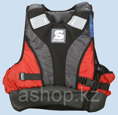 Спасательный жилет Secumar Jump racer, L, 90-120 кг, Класс: EN393, Плавучесть: 50N, Цвет: Разноцветный