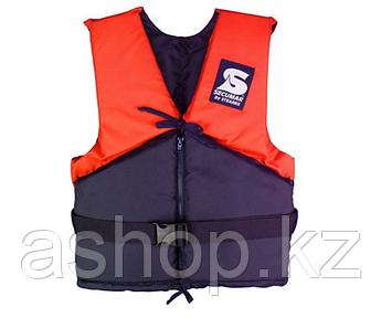 Спасательный жилет Secumar Echo, S, 30-40 кг, Класс: EN393, Плавучесть: 50N, Цвет: Сине-красный, (11666)