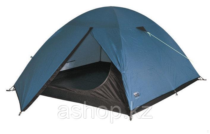 Палатка кемпинговая High Peak Kansas 3, Кол-во человек: 3, Входов/комнат: 1/1, Тамбуров: 1, Внутренняя палатка - фото 1
