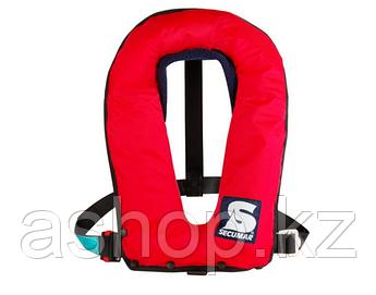 Спасательный жилет Secumar 15SR, Более 50 кг, Класс: EN396, Плавучесть: 150N, Цвет: Красный, (10815)