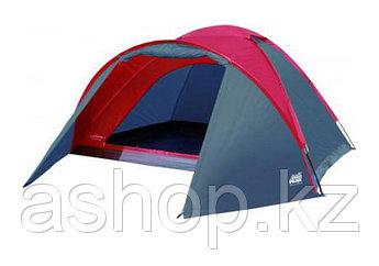 Палатка кемпинговая High Peak Ontario 3, Кол-во человек: 3, Входов/комнат: 1/1, Тамбуров: 1, Внутренняя палатк