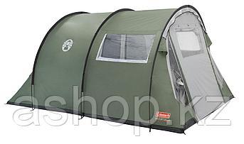 Палатка кемпинговая Coleman Coastline 6 Deluxe, Кол-во человек: 6, Входов/комнат: 3/3, Тамбуров: 1, Внутренняя
