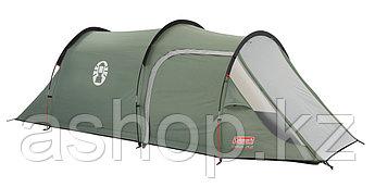 Палатка кемпинговая Coleman Coastline 2 Plus, Кол-во человек: 2, Входов/комнат: 3/1, Тамбуров: 1, Внутренняя п