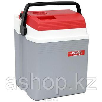 Автохолодильник термоэлектрический EZetil Standard E-28, Персон: 4, Вместимость: 28 л, Электропитание: 12В DC,