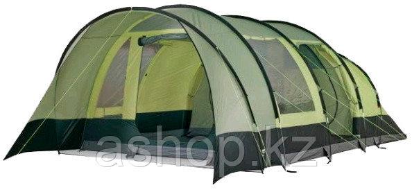 Палатка кемпинговая High Peak Isola 5, Кол-во человек: 5, Входов/комнат: 2/2, Тамбуров: 1, Внутренняя палатка:
