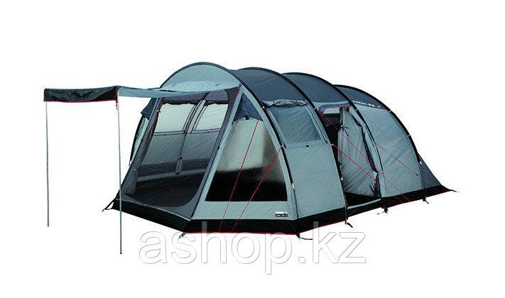 Палатка кемпинговая High Peak Durban 6, Кол-во человек: 6, Входов/комнат: 2/2, Тамбуров: 1, Внутренняя палатка