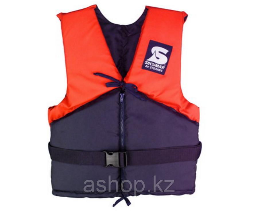 Спасательный жилет Secumar Echo, M, 40-70 кг, Класс: EN393, Плавучесть: 50N, Цвет: Сине-красный, (11667)