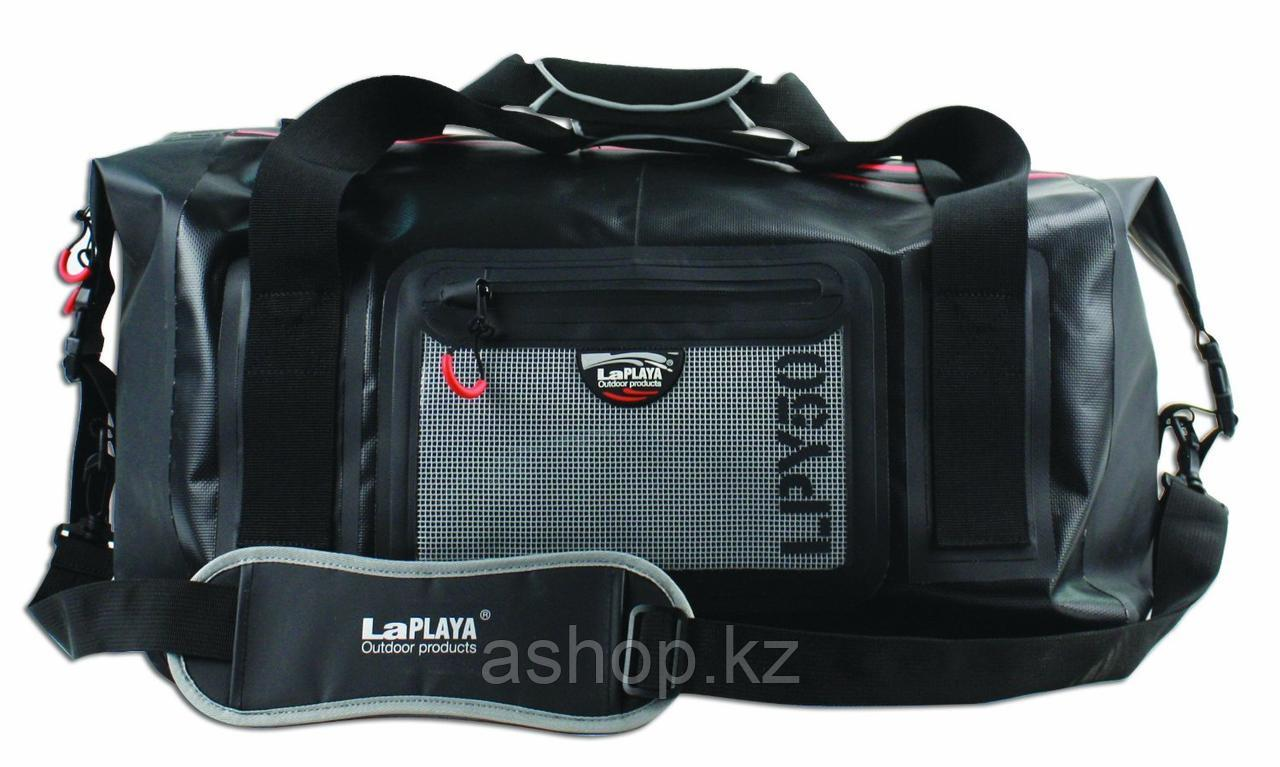 Сумка водонепроницаемая LaPlaya Dry Bag Trapeze, 50 л, Цвет: Чёрный, (800401)