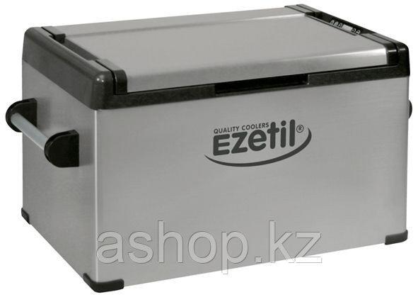 Автохолодильник компрессорный EZetil EZC 60, Персон: 5, Вместимость: 60 л, Электропитание: 12-24 В постоянное