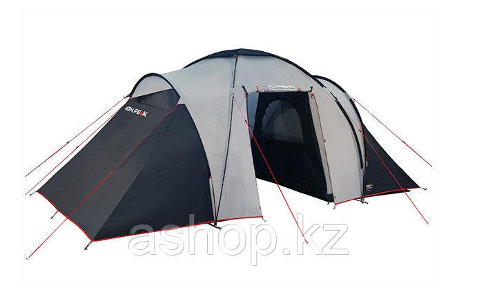 Палатка кемпинговая High Peak Como 6, Кол-во человек: 6, Входов/комнат: 2/2, Тамбуров: 1, Внутренняя палатка: - фото 9