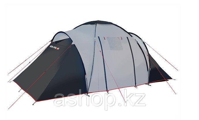Палатка кемпинговая High Peak Como 6, Кол-во человек: 6, Входов/комнат: 2/2, Тамбуров: 1, Внутренняя палатка: - фото 3