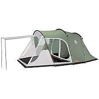 Палатка кемпинговая Coleman Lakeside 4 Deluxe, Кол-во человек: 4, Входов/комнат: 3/2, Тамбуров: 1, Внутренняя