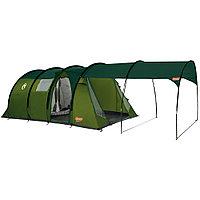 Палатка трекинговая (равнинная) Coleman Hawkins 6, Кол-во человек: 6, Входов/комнат: 1/1, Тамбуров: 1, Внутрен