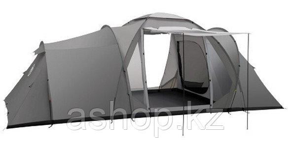 Палатка кемпинговая Coleman Riverside 6 Deluxe, Кол-во человек: 6, Входов/комнат: 3/2, Тамбуров: 1, Внутренняя