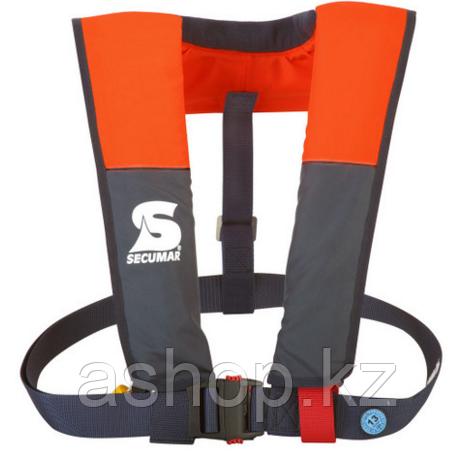 Спасательный жилет Secumar Vivo, Более 50 кг, Класс: EN395, Плавучесть: 100N, Цвет: Сине-оранжевый, (14224)