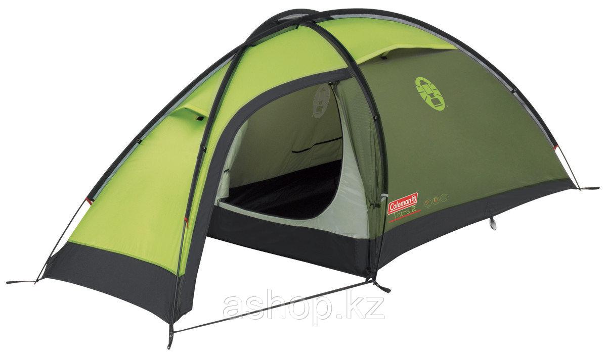 Палатка трекинговая (равнинная) Coleman Tatra 2, Кол-во человек: 2, Входов/комнат: 2/1, Тамбуров: 1, Внутрення - фото 7