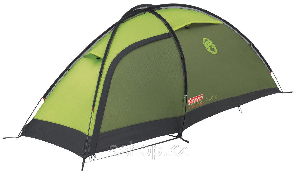Палатка трекинговая (равнинная) Coleman Tatra 2, Кол-во человек: 2, Входов/комнат: 2/1, Тамбуров: 1, Внутрення - фото 6