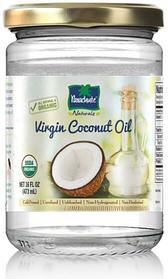 Масло кокосовое холодного отжима для волос и тела (пищевое), 500 мл