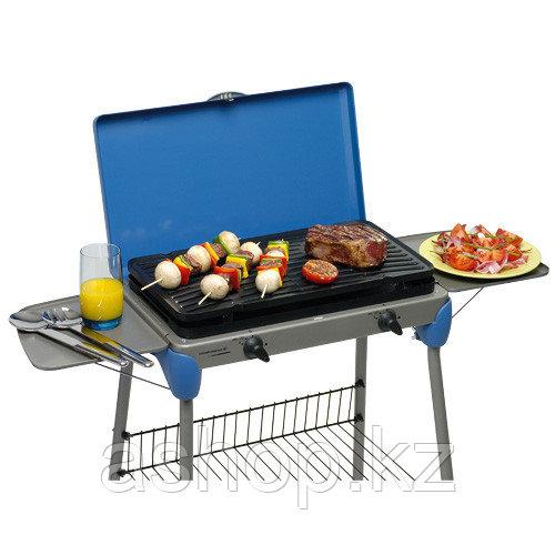 Плитка газовая стенд Campingaz Camping Kitchen Plus, Мощность: 1700 Вт + 2300 Вт, Регулировка мощности: Плавна