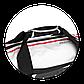 Сумка водонепроницаемая LaPlaya Dry Bag Square, 40 л, Цвет: Чёрно-белый, (800202), фото 3