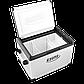 Автохолодильник компрессорный EZetil EZC 80, Персон: 5, Вместимость: 80 л, Электропитание: 12-24 В постоянное, фото 9