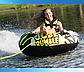 Буксируемый водный аттракцион плюшка Jobe Rumble 1P, Кол-во мест: 1, 2 шт, покрыты неопреном, Безопасность на, фото 4