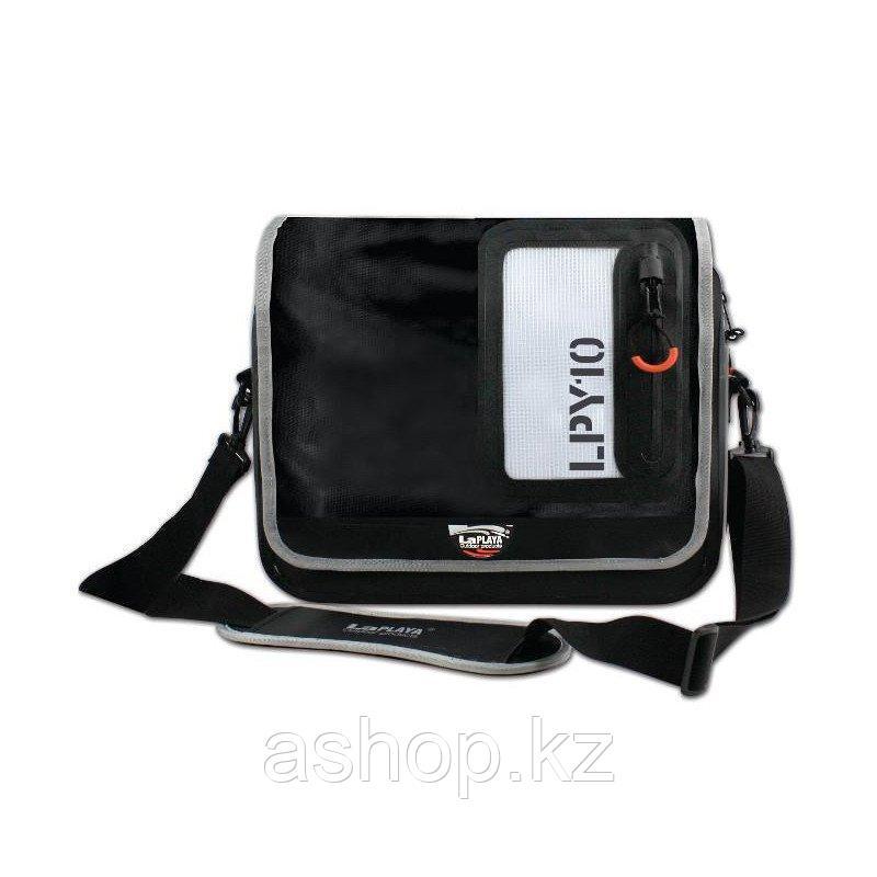 Сумка водонепроницаемая LaPlaya Dry Bag Messenger, 10 л, Цвет: Чёрный, (800101)