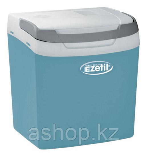 Автохолодильник термоэлектрический EZetil ECO E-32M, Персон: 4, Вместимость: 32 л, Электропитание: 12 В/220 В,