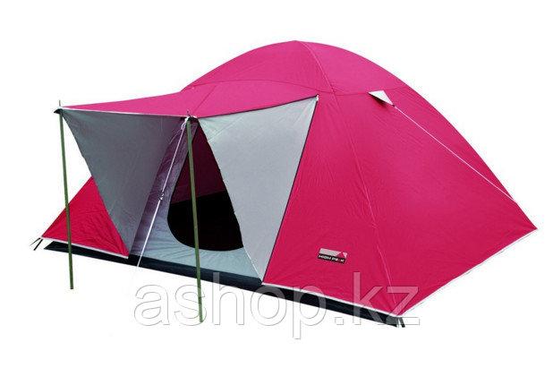 Палатка кемпинговая High Peak Texel 4, Кол-во человек: 4, Входов/комнат: 1/1, Тамбуров: 1, Внутренняя палатка: