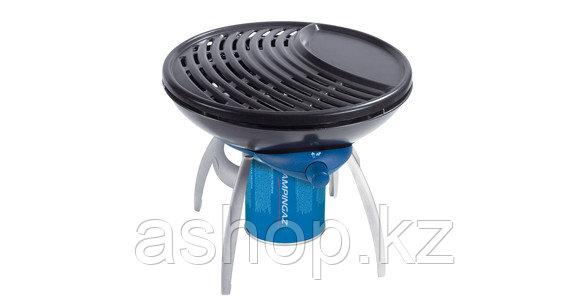 Грильница (BBQ) газовая настольная Campingaz Party Grill Plus Carry bag, Жарочная поверхность: 755 см², Мощнос