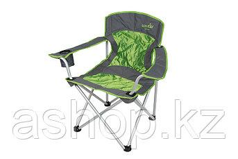 Кресло складное Norfin Fishing Verdal NF, Нагрузка (max): 145 кг, Подстаканник, Подлокотники, Цвет: Салатовый,