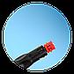 Удлинитель EZetil Extension Cord, Длина: 4,0 м., Прикуриватель M-->Прикуриватель F, Цвет: Чёрный, Упаковка: Бл , фото 2