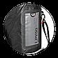 Сумка водонепроницаемая LaPlaya Dry Bag Cylinder, 50 л, Цвет: Чёрный, (800301), фото 6