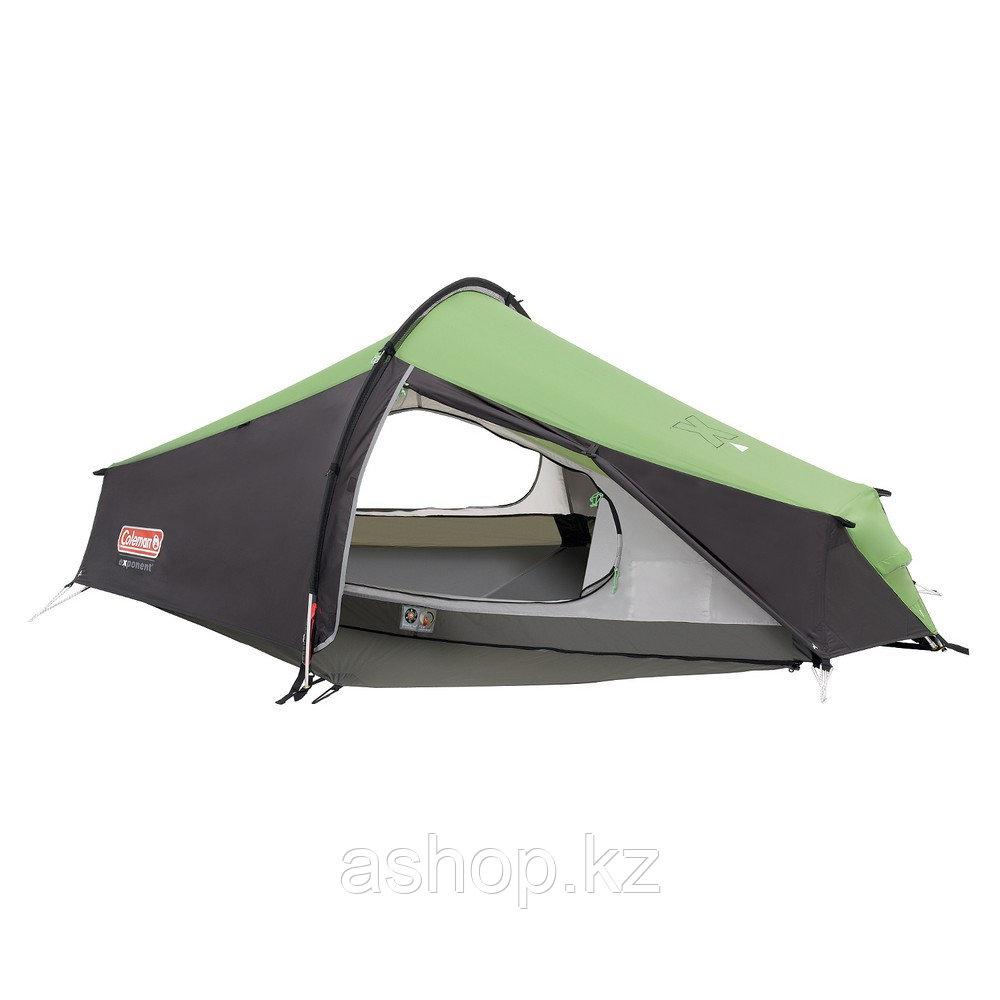Палатка трекинговая (равнинная) Coleman Libra X3, Кол-во человек: 3, Входов/комнат: 2/1, Тамбуров: 1, Внутренн