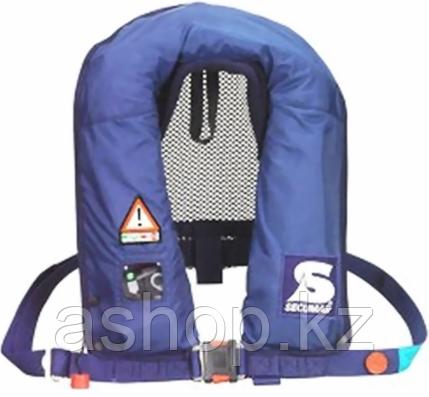 Спасательный жилет Secumar Canoe plus, Более 50 кг, Класс: EN396, Плавучесть: 150N, Цвет: Синий