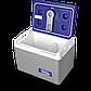 Автохолодильник термоэлектрический EZetil Professional E-45, Персон: 7, Вместимость: 42 л, Электропитание: 12В, фото 3