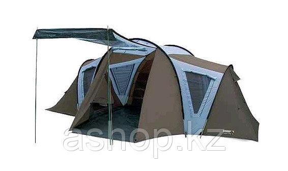 Палатка кемпинговая High Peak Lindos 6, Кол-во человек: 6, Входов/комнат: 1/1, Тамбуров: 1, Внутренняя палатка