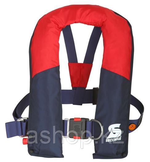 Спасательный жилет Secumar Arcona harness, Более 50 кг, Класс: EN396, Плавучесть: 150N, Цвет: Красно-синий, (1
