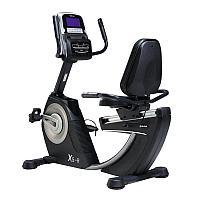 Велотренажер горизонтальный полукоммерческий  SHUA SH-В5700R