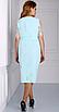 Платье Matini-31000/1, цветы на светлом, 52, фото 2