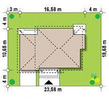 Строительство дома «под ключ» по проекту «Андромеда», фото 3