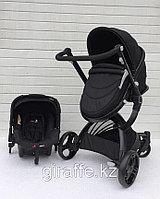 Детская коляска SKILLMAX 2в1 Черный, фото 1
