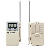 Elitech WT-2 Термометр цифровой карманный со щупом -50 до 300C WT2, фото 1