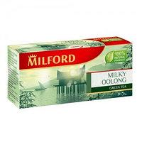 Milford молочный улун, 20 пакетиков